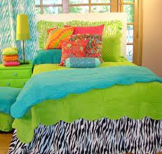 bedroom outstanding funky teenage bedding teenage duvet covers double with green color bedding sets and
