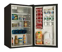 tiny refrigerator office. Amazon.com: Haier HC40SG42SB 4 Cubic Feet Refrigerator/Freezer, Black: Appliances Tiny Refrigerator Office D