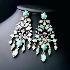 geometric chandelier earrings home decoration ideas diy