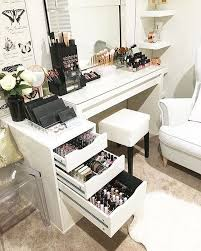 something like this except i think i just need the organized drawers and a top that small bedroom organizationmakeup organizationvanity table