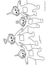 Small Picture Teletubbies coloring pages on Coloring Bookinfo