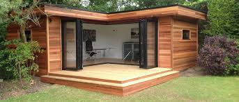 outdoor garden office. garden office surrey outdoor