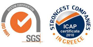 Αποτέλεσμα εικόνας για icap strongest companies in greece