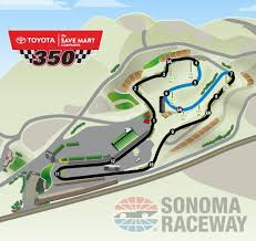 Sonoma Raceway Marks 50th Anniversary With Return To