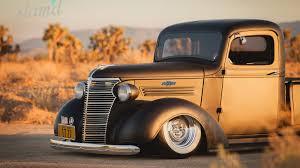 Enjoy The Build: Monty Rubart's 1938 Chevy Pickup – Slam'd Mag