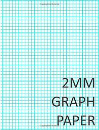 2mm Graph Paper Layton Valvista 9781544944883 Amazon Com Books