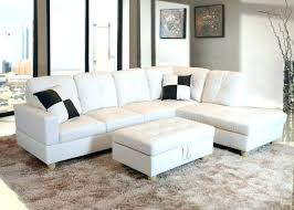 faux leather couch sectional modern cream white faux leather sectional couch in greatest cream faux leather