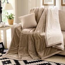 full size fleece blanket. Delighful Full Blankets For King Size Beds Fleece Blanket On The Bed Sofa Thick  Winter In Full K
