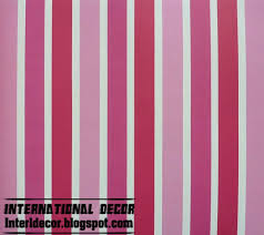modern striped wall paints designs