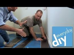 how to install laminate flooring buildipedia diy