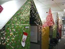 images office cubicle christmas decoration. Office Cubicle Christmas Decorating Ideas Simple . Images Decoration H