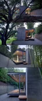 For the garden: Tea House by Swatt, Miers Architects
