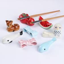 ceramic paint brush holder. 1pc nail brush pen rack ceramic stand holder pet bowknot watermelon tomato manicure art tool paint i