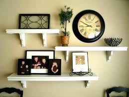 wall decorative shelves wall decorative shelves stylish floating shelves wall shelves easy thrifty decor shelves and