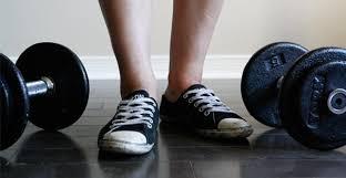 zapatos para levantar pesas