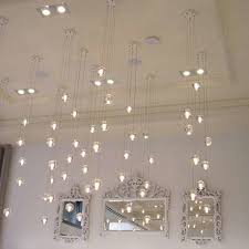 14 5 five pendant chandelier from bocci