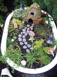 Small Picture Top 25 best Large fairy garden ideas on Pinterest Diy fairy