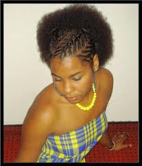 Coiffure Cheveux Crépus Courts Femme Source Dinspiration
