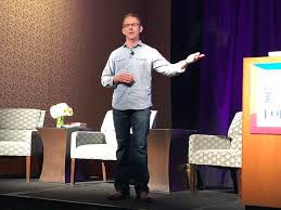 """Ashley Zeckman on Twitter: """"Totally worth being here at 8:30am. @timwasher  #mpb2b… """""""