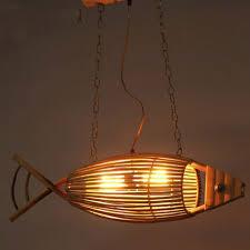 Soffitto In Legno Illuminazione : Fancy legno lampadario luci per soffitto e moderna lampada a
