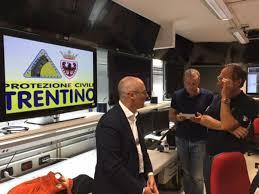 Terremoto nel Centro Italia: Trentino mobilitato