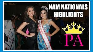 National American Miss Nationals 2016 Highlights - YouTube