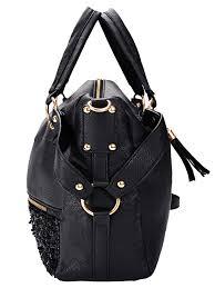 Coofit - <b>Womens Handbags</b>, <b>Fashion</b> Punk <b>Style</b> Shining <b>Sequin</b> ...