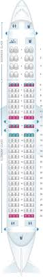 Aeromexico E90 Seating Chart Seat Map Boeing 737 800 738 V1 Aeromexico Find The Best