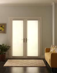shades for front doorModern Front Door Interior Single Black Door With Silver Steel