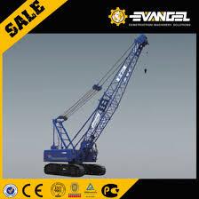 50 Ton Crawler Crane Load Chart 50 Ton Sany Crawler Crane Scc500e