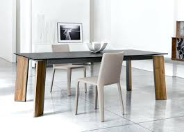 dining room glass circle dining table large round dining room table modern walnut dining table and chairs