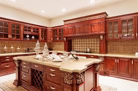 Image Of: Luxury Custom Kitchen Cabinets Design