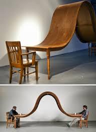 creative furniture ideas. simple ideas undulatingdiningtablecreativefurnitureideas inside creative furniture ideas