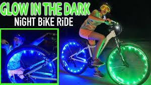 Best Bike Wheel Lights Glow In The Dark Night Bike Ride Best Bike Wheel Lights Kids Crafts
