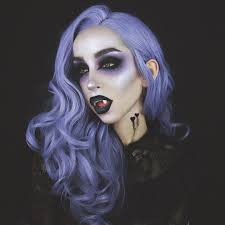 adorable gothic vire makeup ideas for party 17