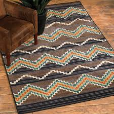 trapper southwestern rug collection