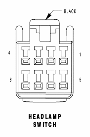 i need a color coded ignition wiring diagram for a 2004 dodge ram dodge ram headlight switch wiring diagram at Dodge Headlight Switch Wiring Diagram