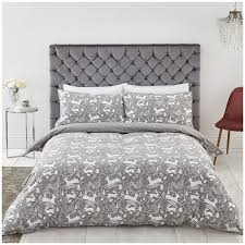 close image for sainsbury s home stag brushed cotton bed linen from sainsbury s