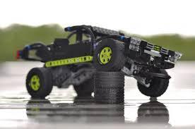 lego moc 5094 bj baldwin trophy truck pullback edition technic 2016 rebrickable build with lego