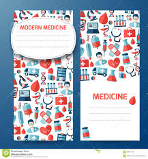 cover page medicine symbols stock vector image  cover page medicine symbols