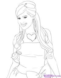 Small Picture High School Musical Coloring Page Az Coloring Pages with regard to