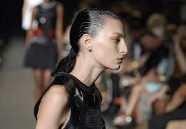 Slicked Back Hair Style slicked back hairstyles 2015 spring summer trends hairstyles 7261 by stevesalt.us