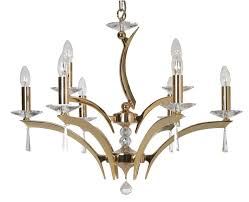 wroxton 9 light gold crystal chandelier oaks lighting