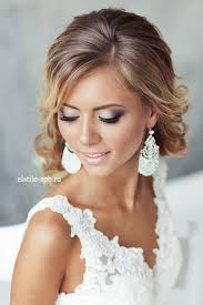 Gorgeous Bridal Hairstyle And Makeup Ideas For Wedding