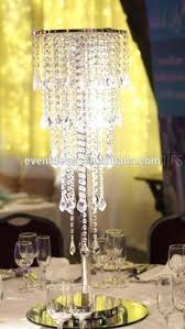 wedding crystal chandelier centerpieces table chandeliers for weddings gold candelabra