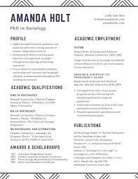 How To Make An Academic Resume Teacher Resume Sample Cover Letter