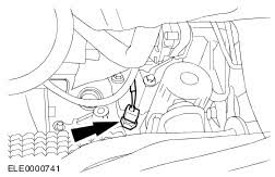 ford workshop manuals > focus 1999 08 1998 12 2004 > mechanical disconnect the oil pressure switch electrical connector and remove the oil pressure switch