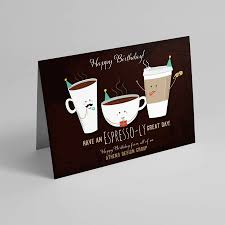 Maybe you would like to learn more about one of these? Birthday Coffee Birthday Greeting Cards By Cardsdirect