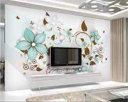 3d Wallpaper For Living Room Modern ...