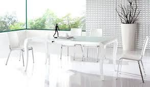 white modern dining table white modern dining set 7 terrific table white contemporary dining room chairs